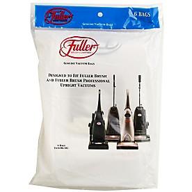 Fuller Brush Upright 6 pk Paper Bag
