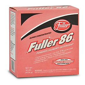 Fuller Brush Fuller 86 Powder Laundry Detergent - 10 lbs