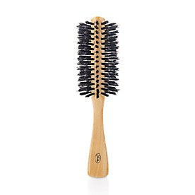 Fuller Brush Beech Half Round Boar Bristle Hair Brush