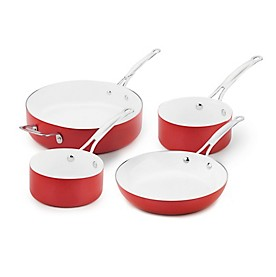 Fuller Brush Ceramic Cookware Complete Set