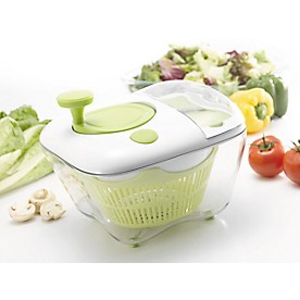 Fuller Brush All In One Salad Spinner