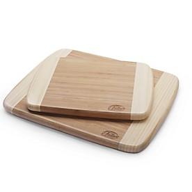 Fuller Brush 2 Piece Bamboo Cutting Boards