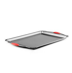 Fuller Brush Small Cookie Pan, 15.25x10.5x0.75 Inches