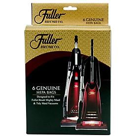 Fuller Brush Mighty Maid 6 pk HEPA Paper Bag