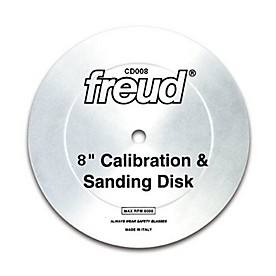 "8"" CALIBRATION DISK"