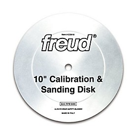 "10"" CALIBRATION DISK"