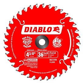 Diablo Cross Cutting Saw Blade (Coated)