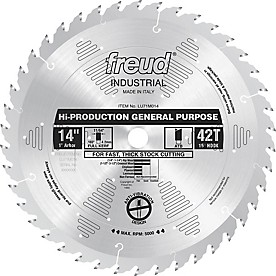 Freud High-Production General Purpose Saw Blade