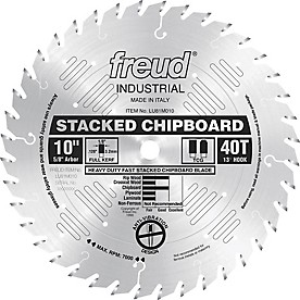 Freud Heavy Duty Stacked Chipboard Saw Blade