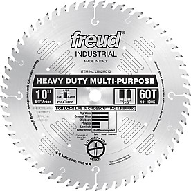 Freud Heavy Duty Multi-Purpose Saw Blade