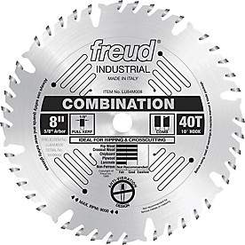 Freud Combination Saw Blade