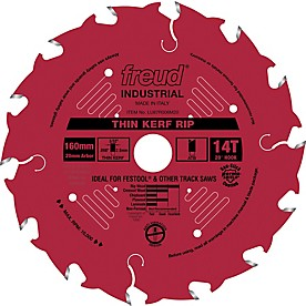 Freud Thin Kerf Rip Saw Blade