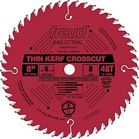 Freud Thin Kerf Fine Finish Crosscut Saw Blade