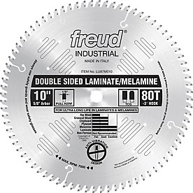 Freud Double Sided Laminate & Melamine Saw Blade