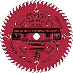 Freud Single Sided Laminate & Melamine Saw Blade