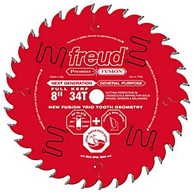 Freud Premier Fusion Series Carbide Saw Blade