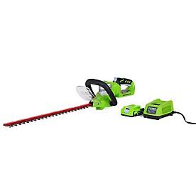 GreenWorks 24V G-24 22-Inch Hedge Trimmer