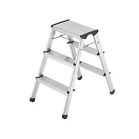 Hailo L90 Stepke - Aluminium Folding steps - 3 steps  sc 1 st  Hailo & Step Stools - Hailo | ShopHailo.com islam-shia.org