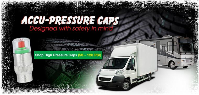 High Pressure Caps