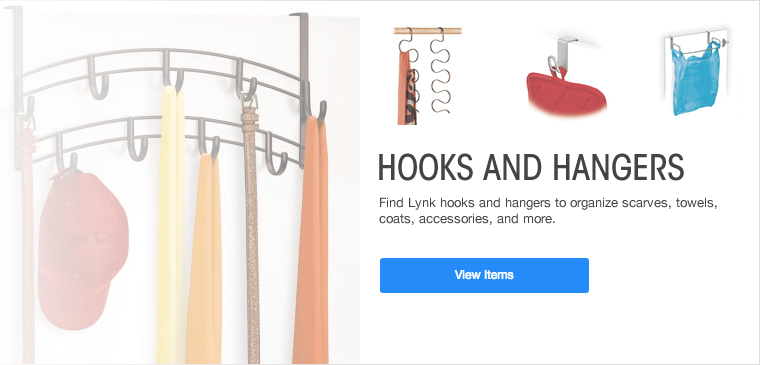 LYNK Hooks and Hangers