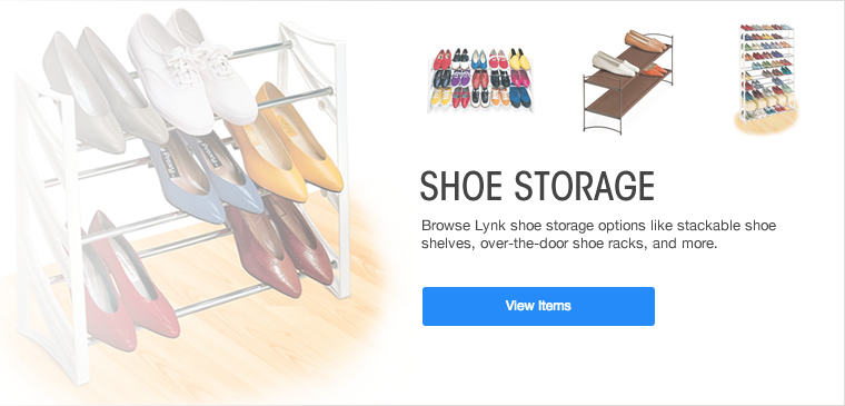 LYNK Shoe Storage