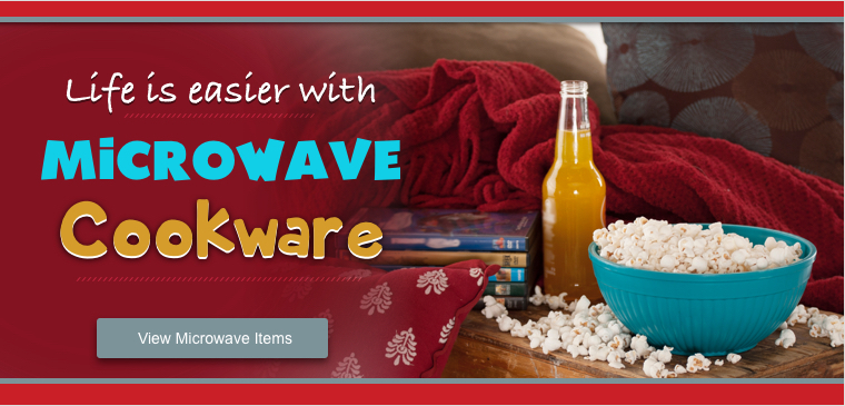 Shop Our Microwave Cookeware