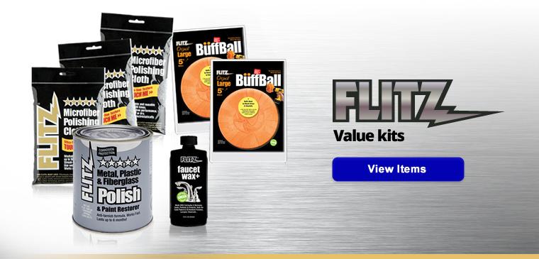 Flitz Value Kits