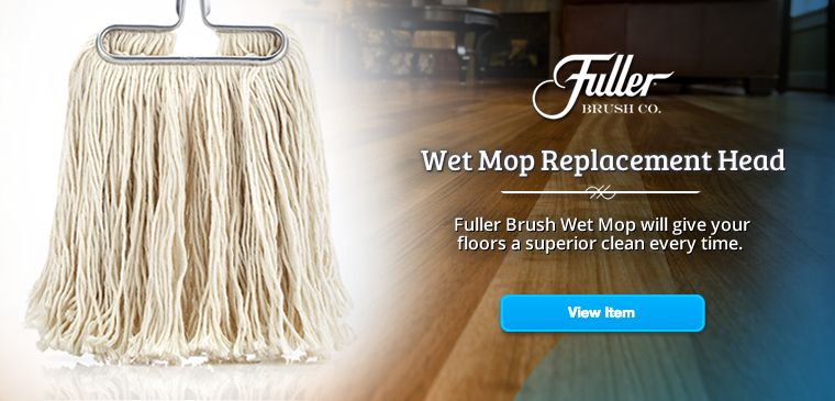 FB119N - Wet mop replacement head