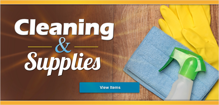 View our different lines of cleaning products and cleaning supplies