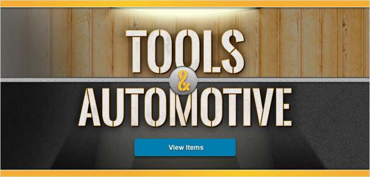 View our tools and automotive tools section