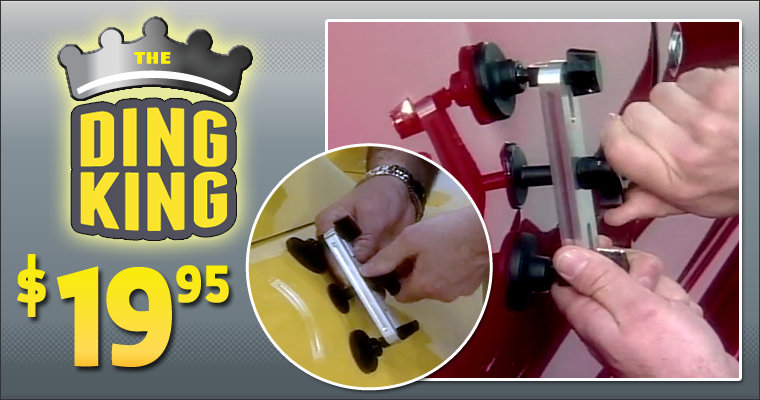 The Ding King Dent Remover