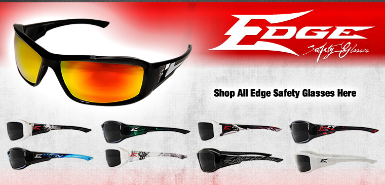 Get Edge Safety Glasses and Goggles
