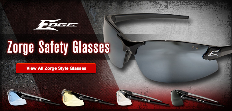 View all Edge Zorge style safety glasses