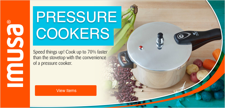 View IMUSA Pressure Cookers