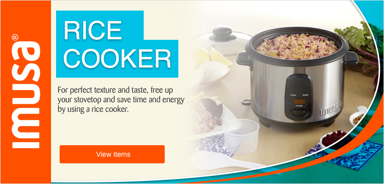 View IMUSA Rice Cookers