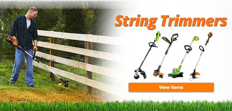 Shop our selection of grass trimmers