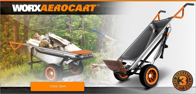 View Current Aerocart Offer Details