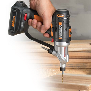 Worx Switchdriver is 2 tools in 1