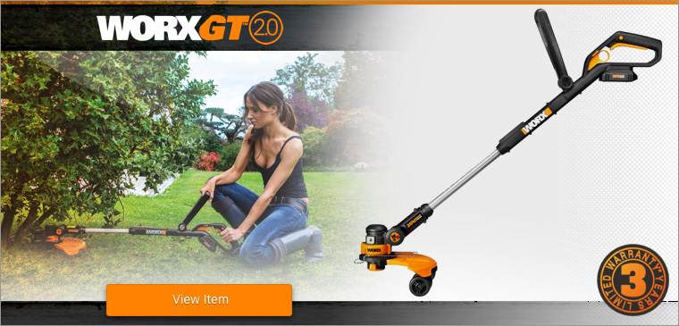 View Current Worx GT Offer Details