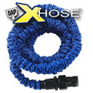 The Original XHOSE - The Incredible Expanding Blue Hose